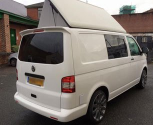 Why choose a VW Transporter